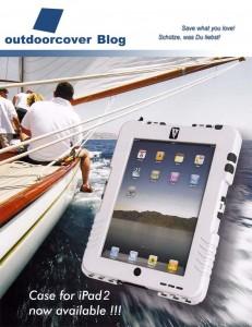 iPad Schutzgehäuse, aiShell, wasserdicht, staubgeschützt, stoßfest