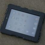 iPad am Strand