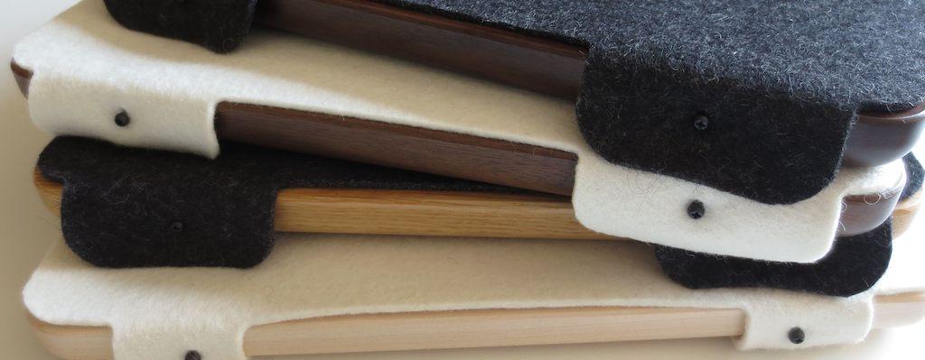 Echtholz iPad Case